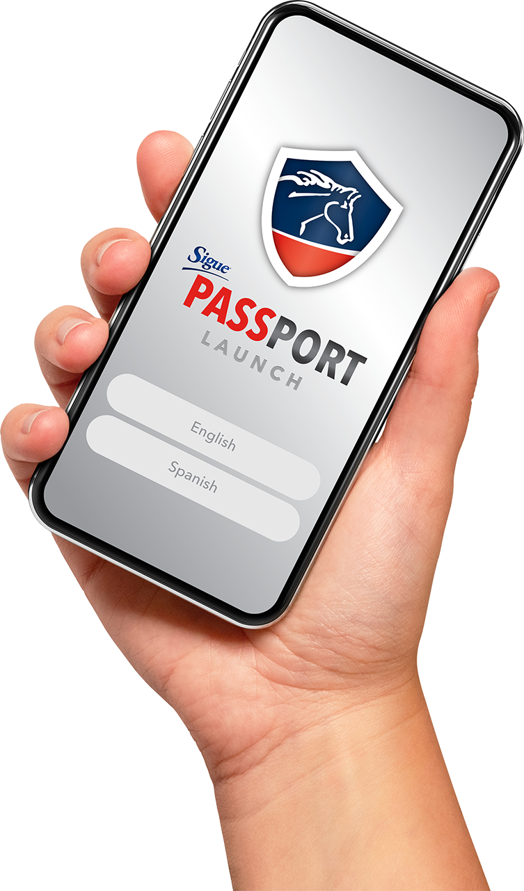 Sigue® Passport